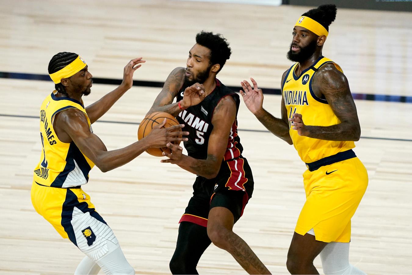 Derrick Jones, Miami Heat
