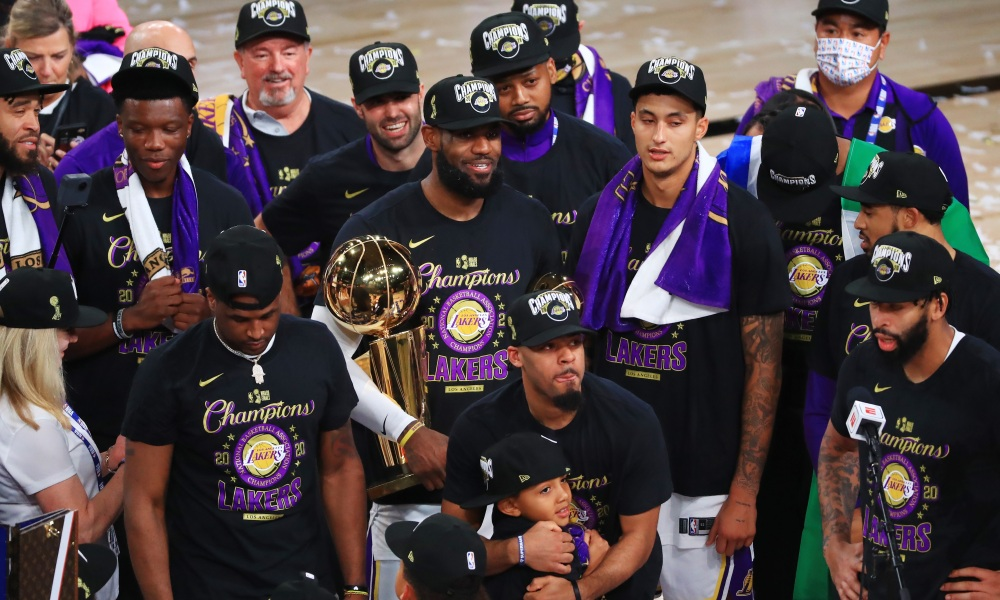 2019-20 Lakers had the easiest path to a championship ever playoffs LeBron James