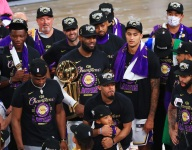 By the numbers, the Lakers had the easiest path to a title in 30-plus years