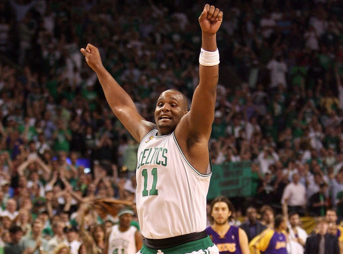 Glen Davis, Boston Celtics
