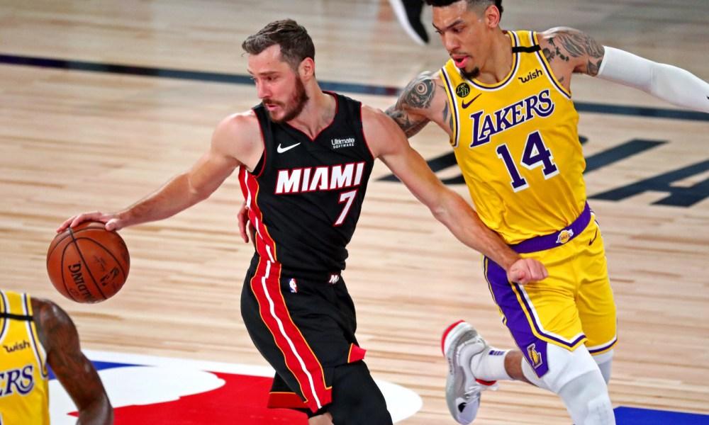 Goran Dragic vs. Danny Green, NBA Finals