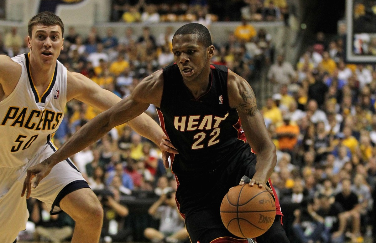 James Jones, Miami Heat