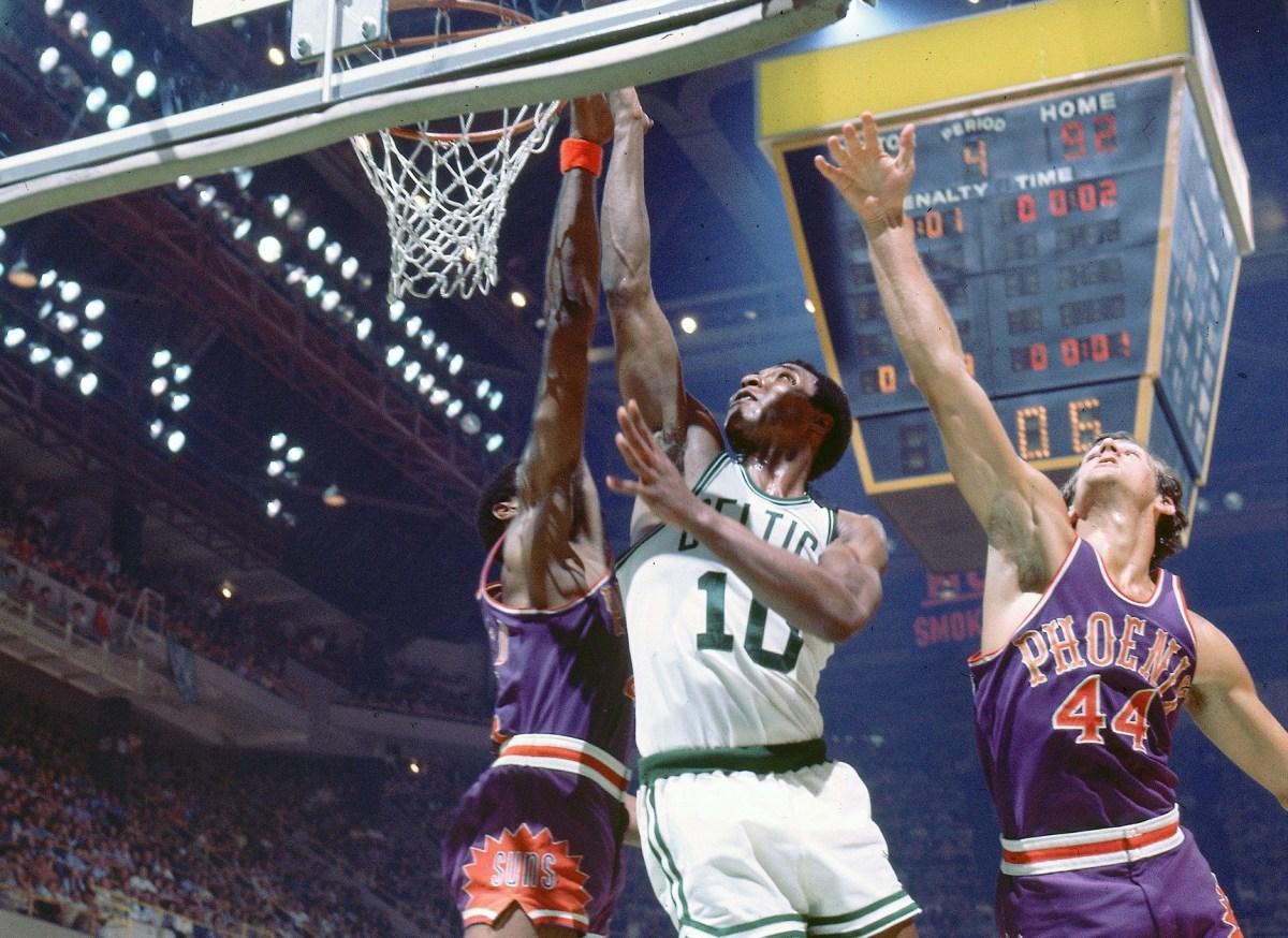 Jo Jo White, Boston Celtics