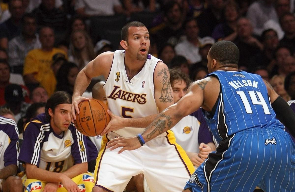 Jordan Farmar, Los Angeles Lakers