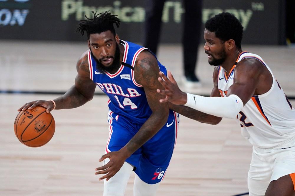 Norvel Pelle, Philadelphia 76ers