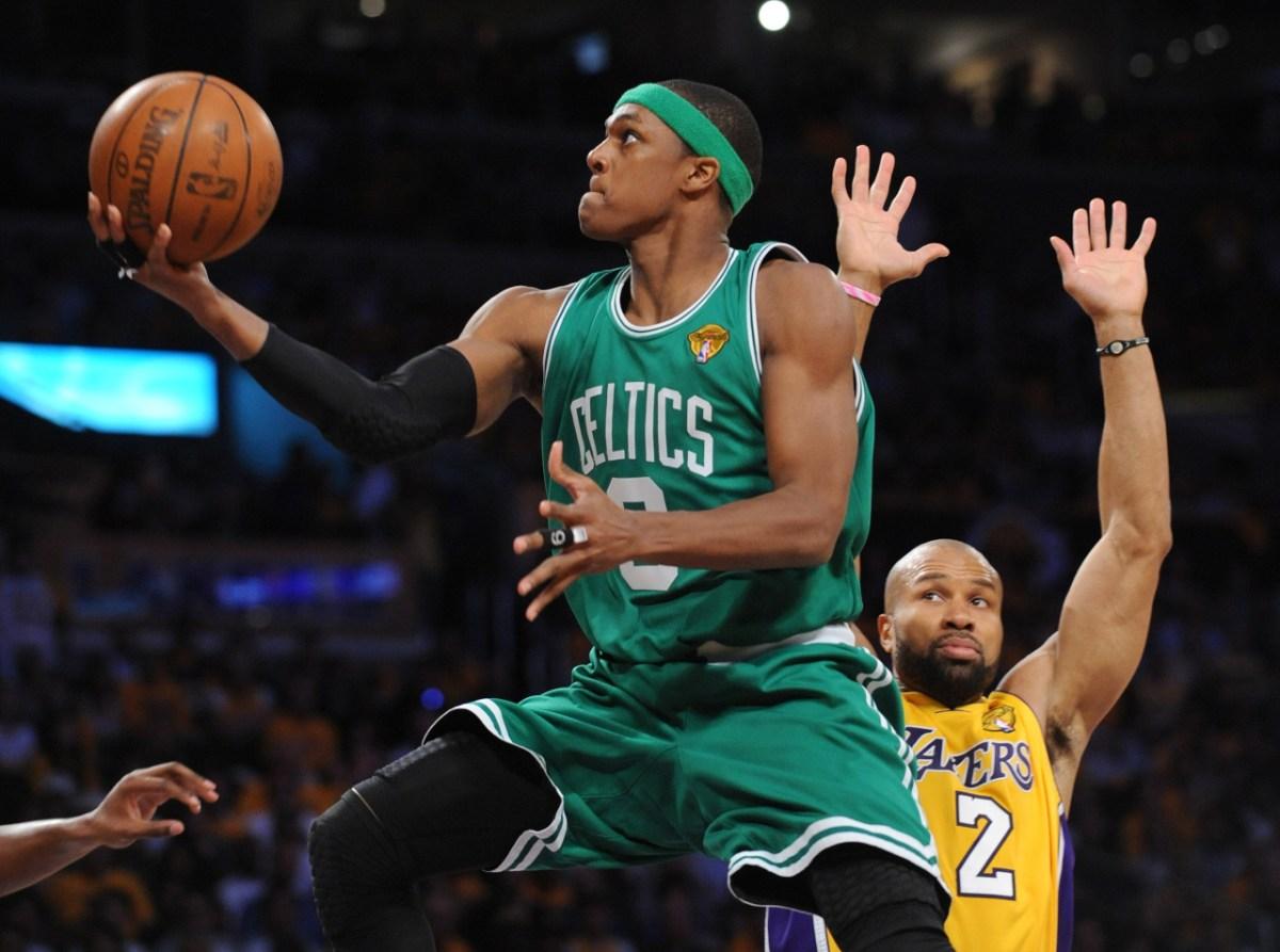Rajon Rondo, Boston Celtics