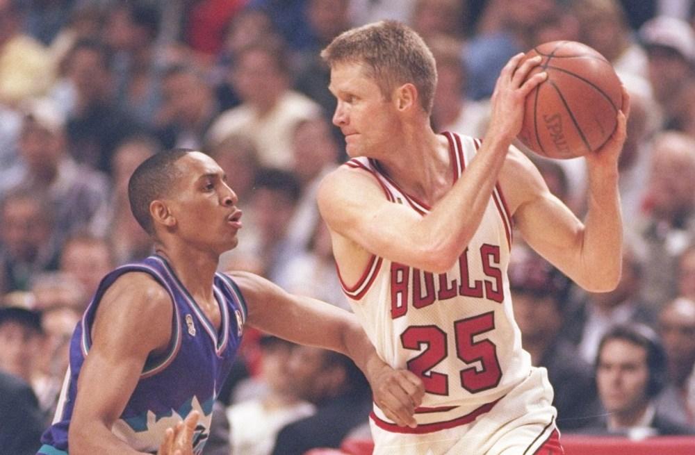 Steve Kerr, Chicago Bulls