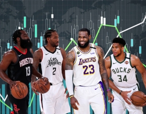 NBA TV ratings: Most-watched games of the season