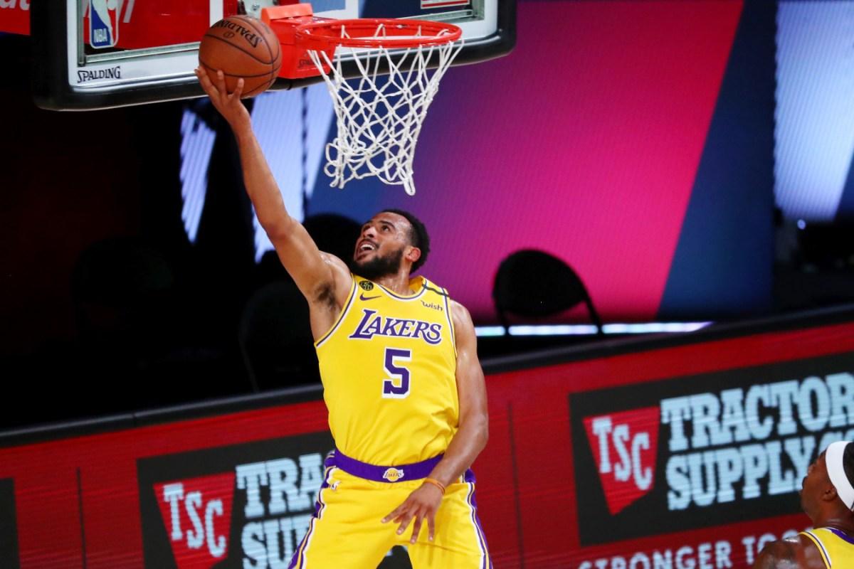 Talen Horton-Tucker, LA Lakers