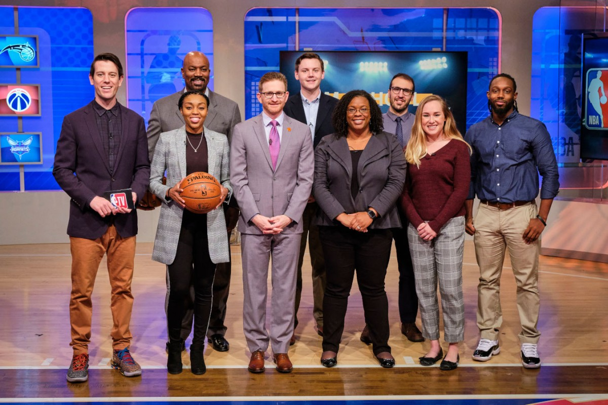 NBA TV's GM School