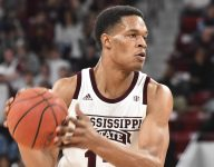 NBA prospect Robert Woodard: 'When I'm on the court, I'm a different person. I'm relentless'