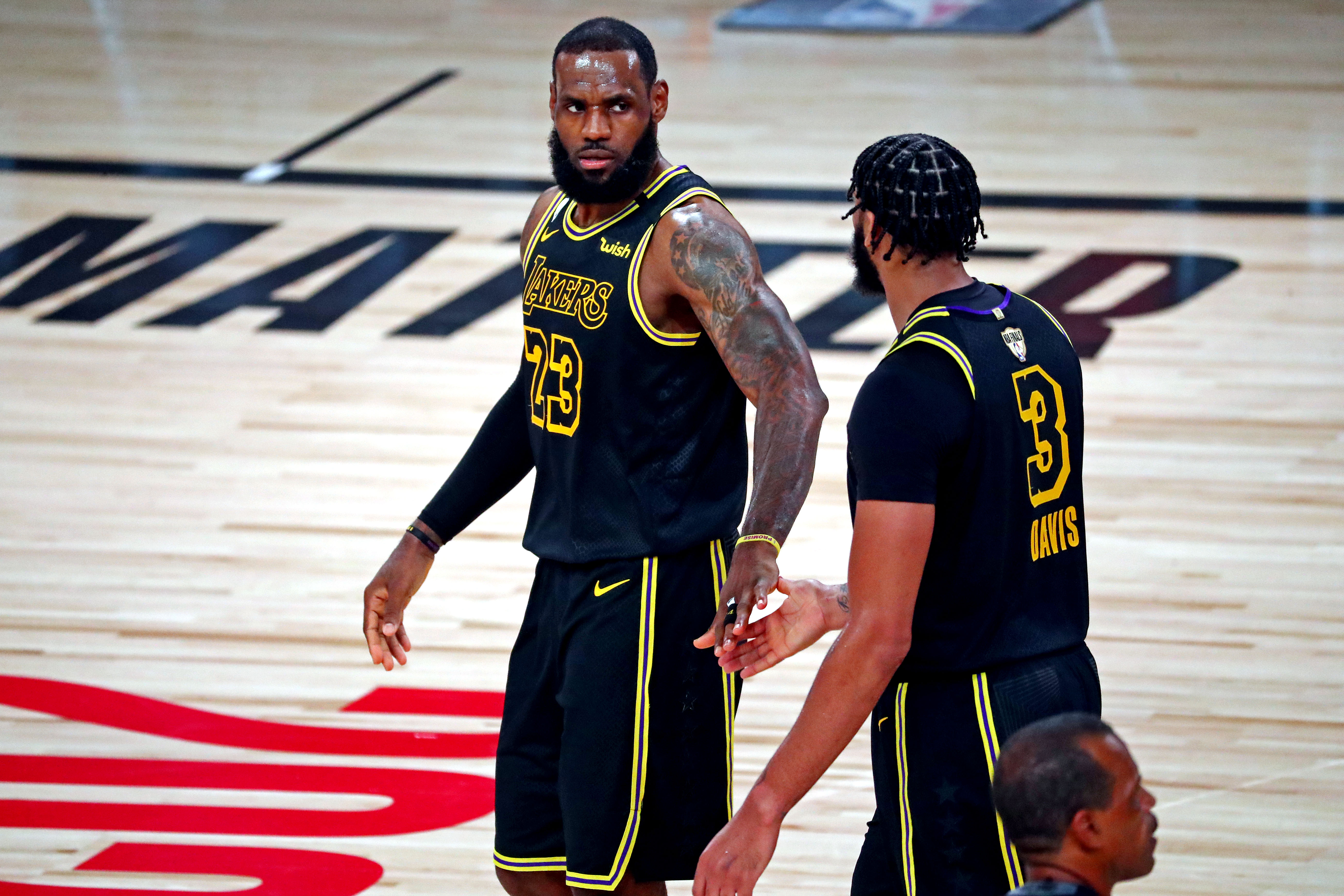 Lakers Free Agency 2020 Targets Rumors LeBron James