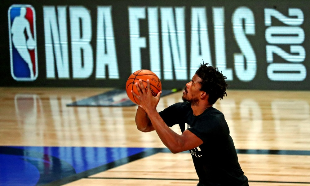 Jimmy Butler Finals History Statistics LeBron James