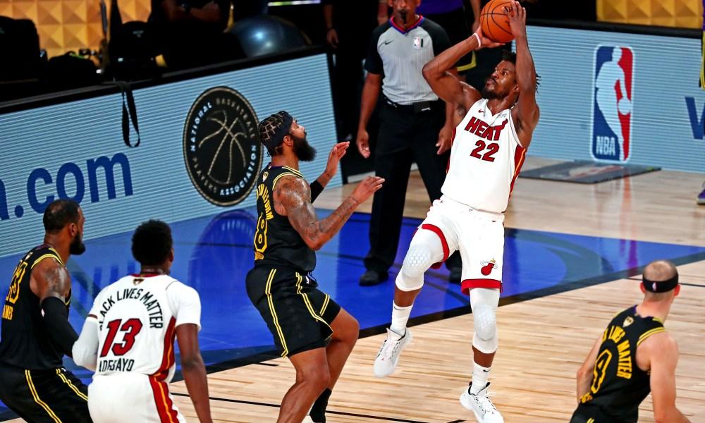Social Media Reaction NBA Players Game 5 Miami Heat Win Jimmy Butler LeBron James