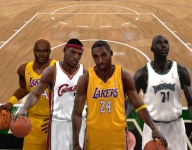 Near perfect ratings in NBA 2K history