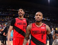"Enes Kanter: ""Dame texted me 'Let's go win that championship'"""