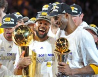 Derek Fisher: 'The Lakers are the best in basketball and that'll never change'