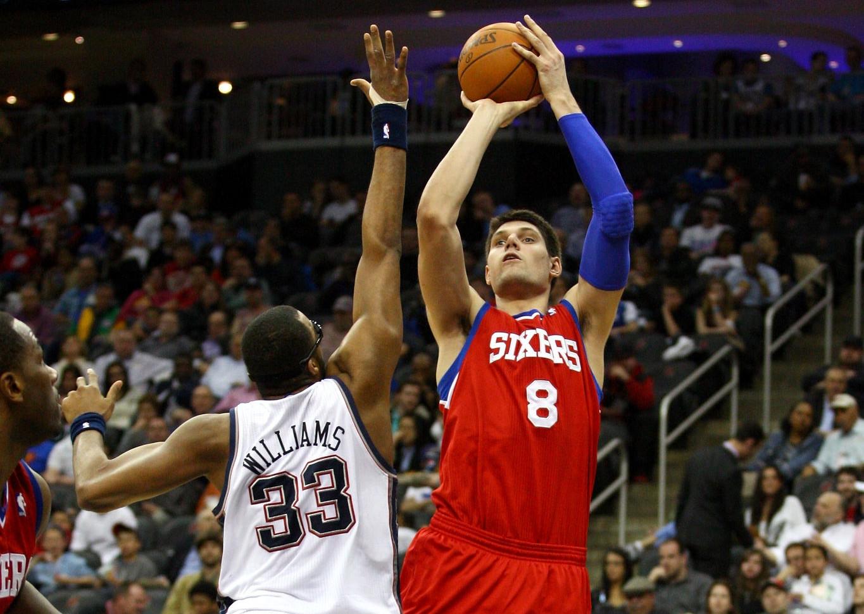 Nikola Vucevic, Philadelphia 76ers