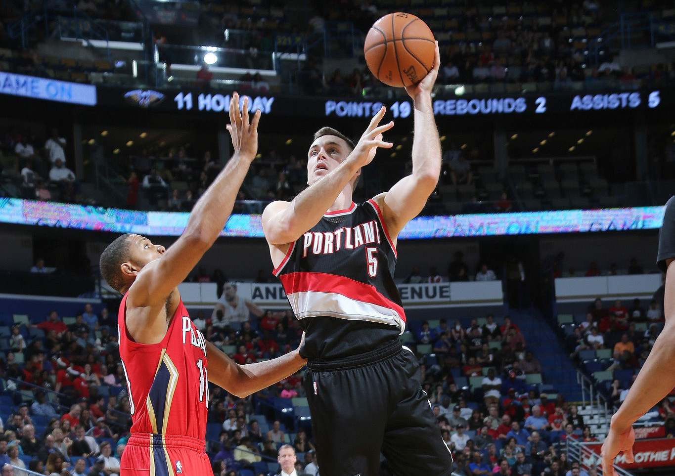 Pat Connaughton, Portland Trail Blazers