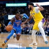 Should Dennis Schroeder be a starter or in the second unit for Lakers?
