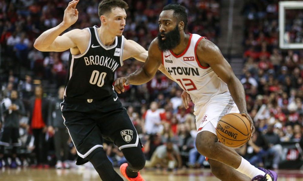 James Harden Trade Rumors Brooklyn Nets Kevin Durant Kyrie Irving