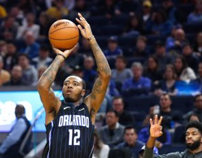 Gary Clark on re-signing with Magic: 'You're getting a young guy with a vet mind'