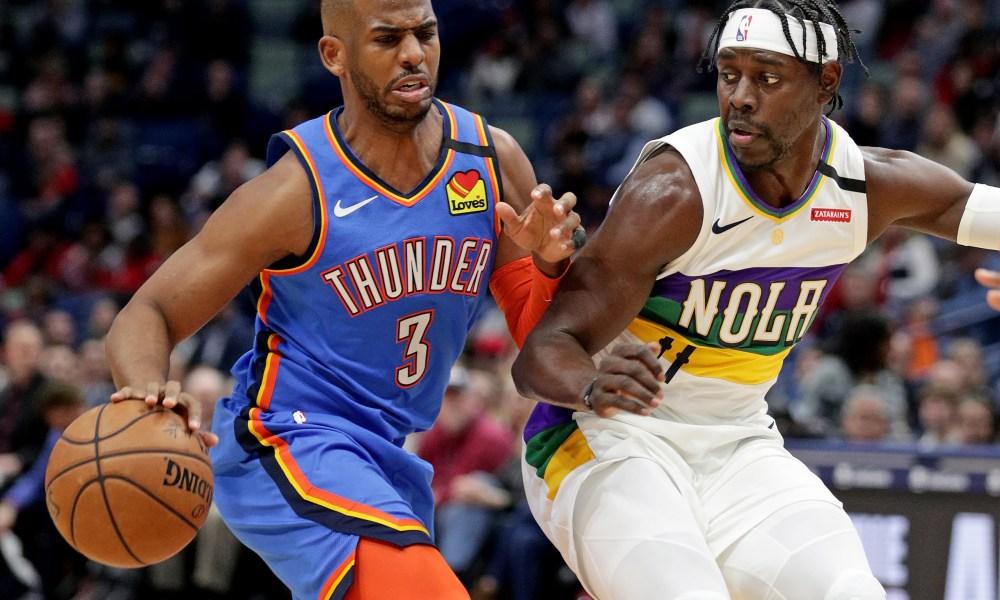 NBA Trade Rumors Rankings Chris Paul Devin Booker Jrue Holiday Bradley Beal Spencer Dinwiddie