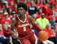 Meet Kira Lewis, the guard who led the fastest offense in the NCAA