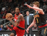Trevor Ariza is now the all-time leader in trades