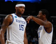 Look back at reunited teammates John Wall, DeMarcus Cousins in college