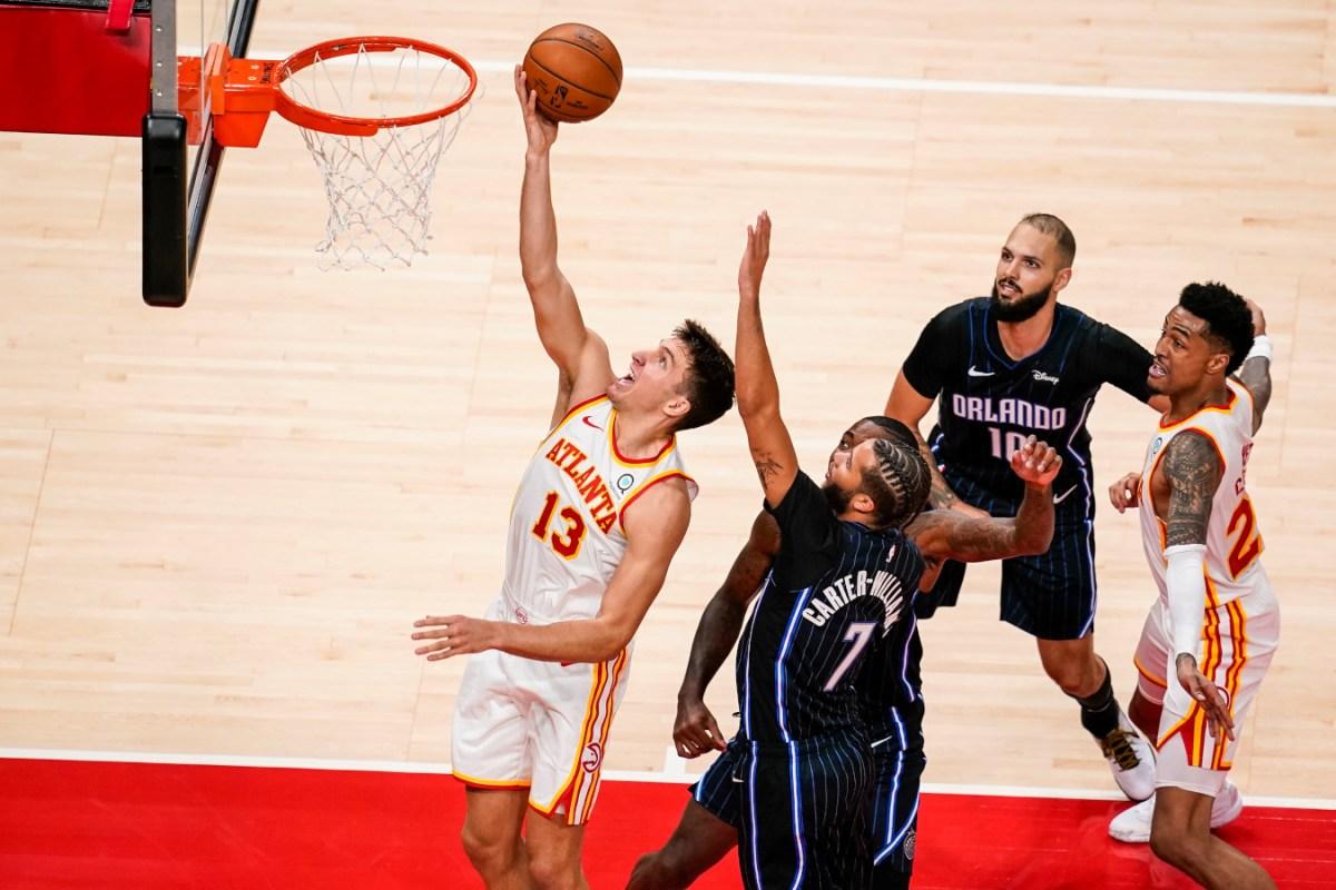 Bogdan Bogdanovic, Atlanta Hawks