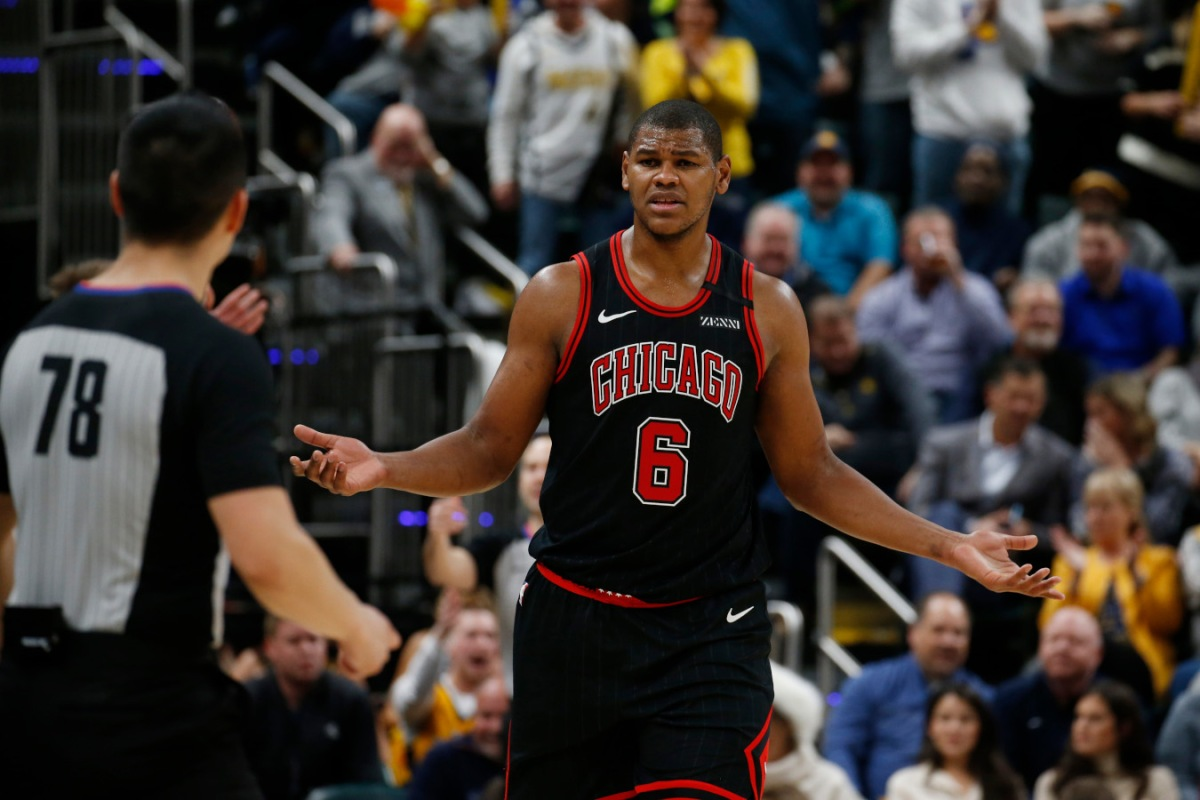 Cristiano Felicio, Chicago Bulls