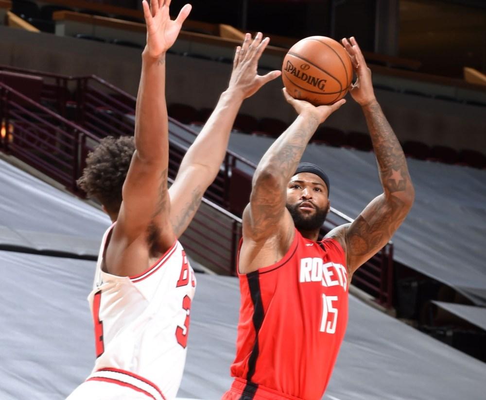 DeMarcus Cousins, Houston Rockets