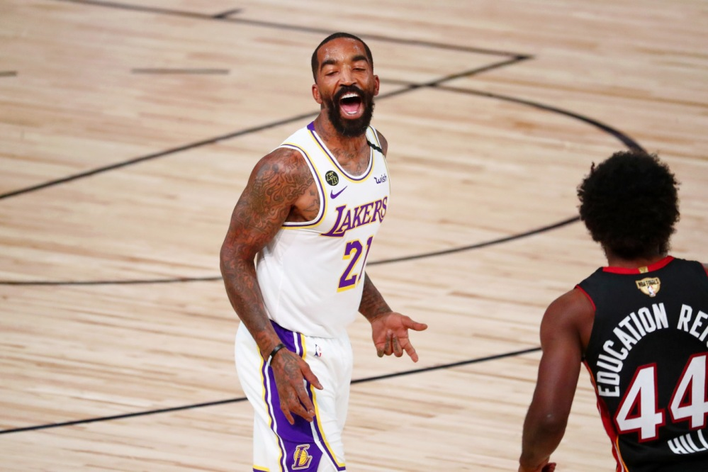 JR Smith, Los Angeles Lakers