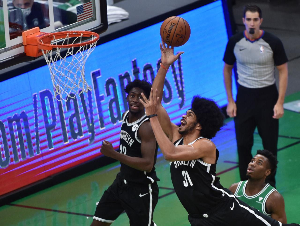 Jarrett Allen, Brooklyn Nets