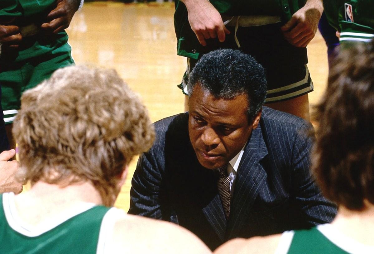KC Jones, Boston Celtics