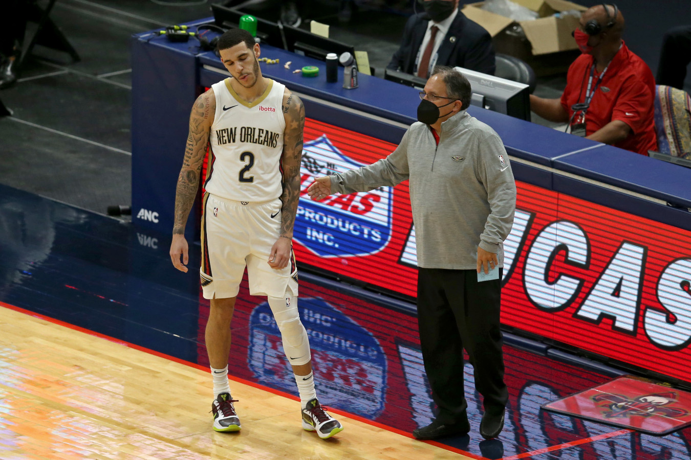 Lonzo Ball, New Orleans Pelicans