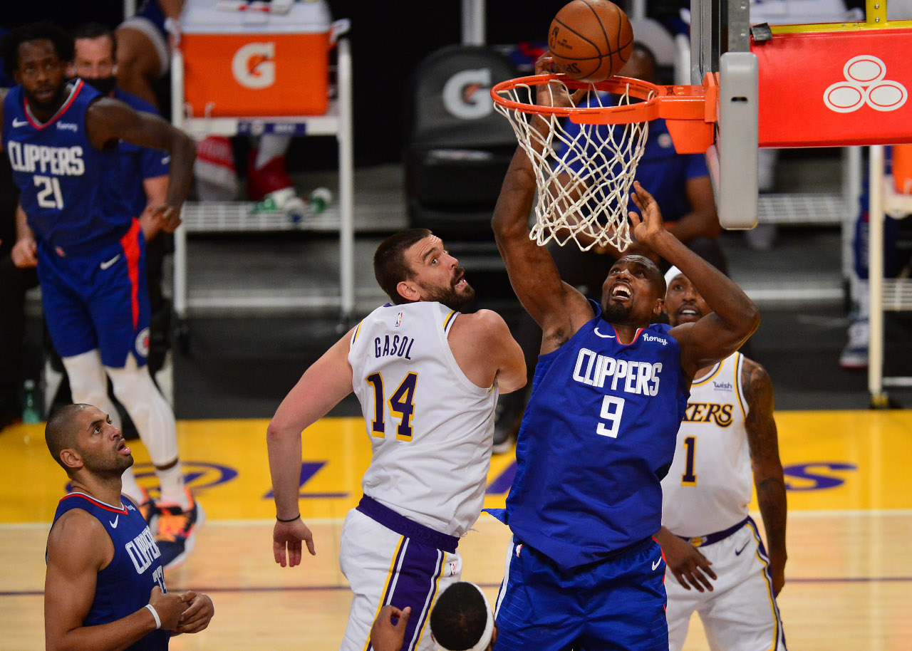 Serge Ibaka, Los Angeles Clippers