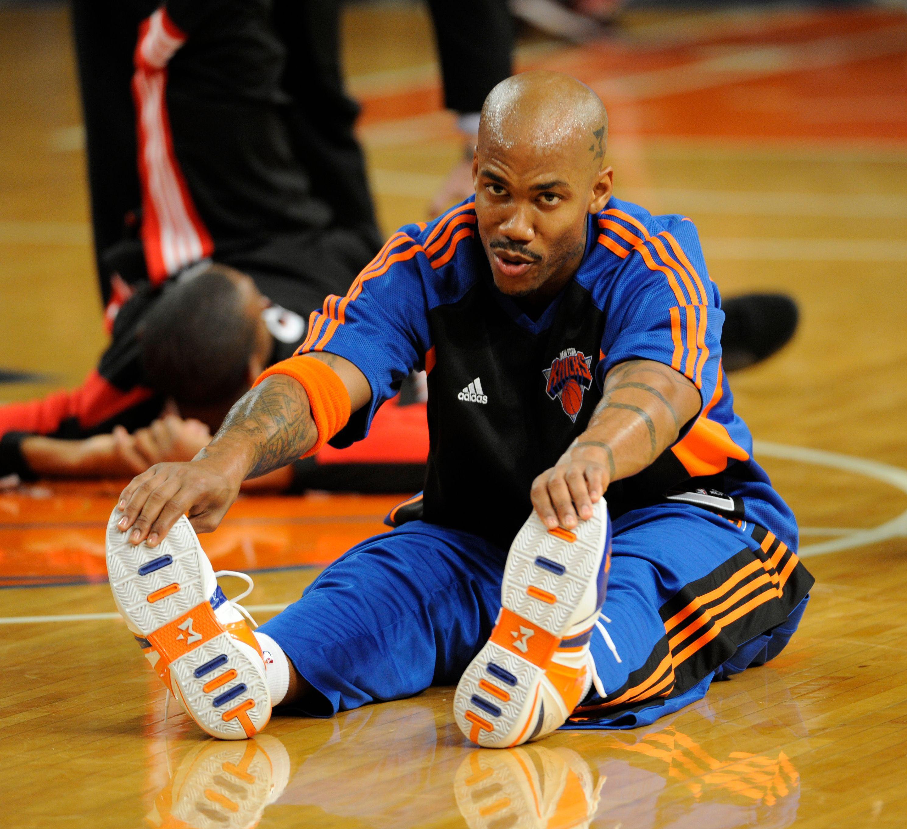 Stephon Marbury with the Knicks in 2008. Xxx Knicks Rd388 Jpg S Bkn Usa Ny