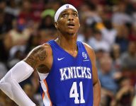NBA training camp invitees to watch as they battle for roster spots