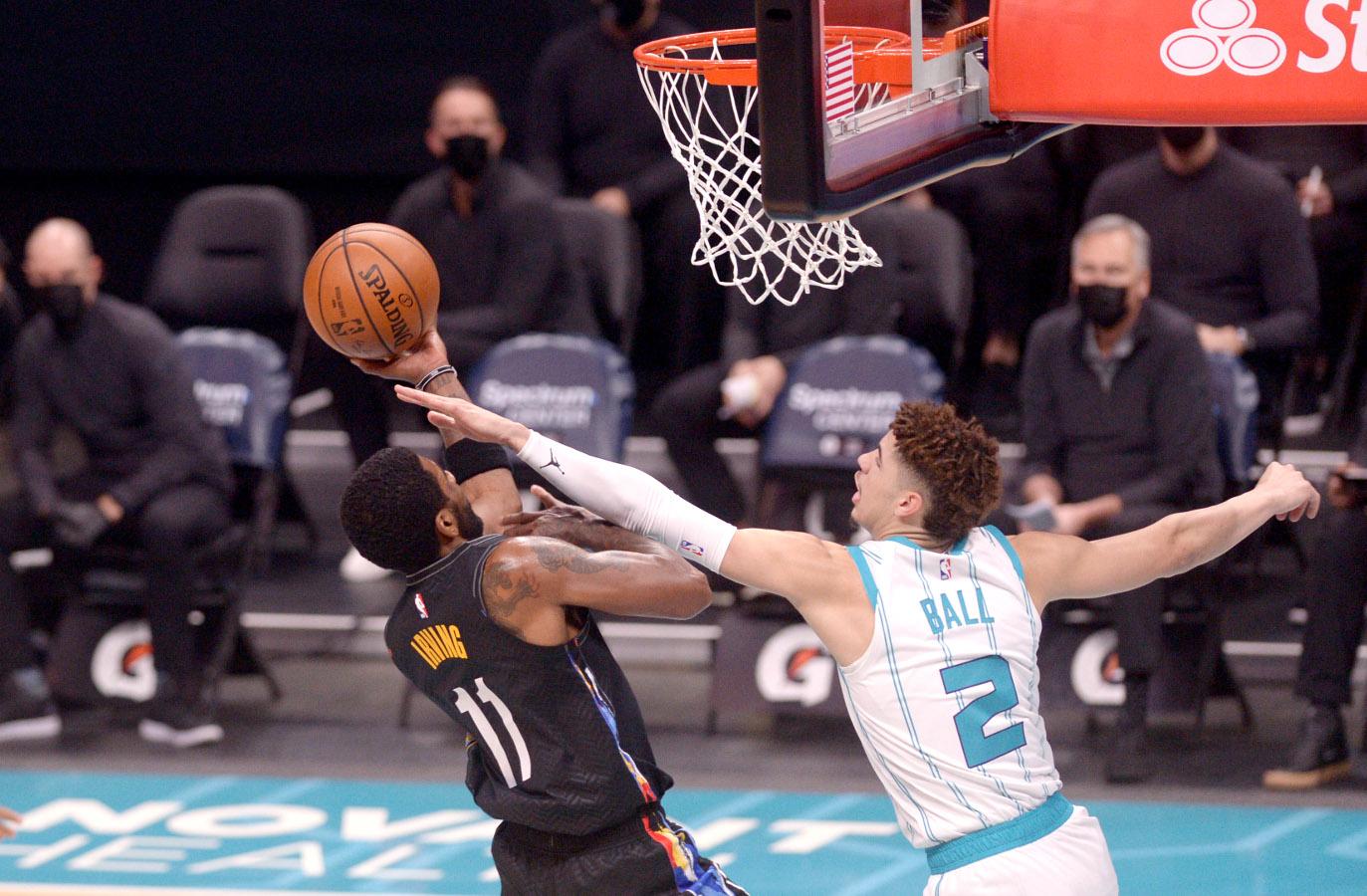 LaMelo Ball, Charlotte Hornets
