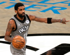 Kyrie Irving addresses his leave, support from the Nets, asking for help, and the James Harden trade