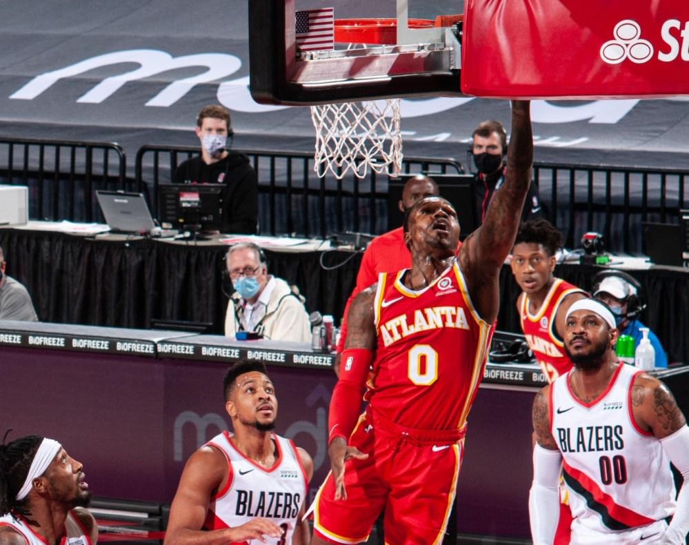 Brandon Goodwin, Atlanta Hawks