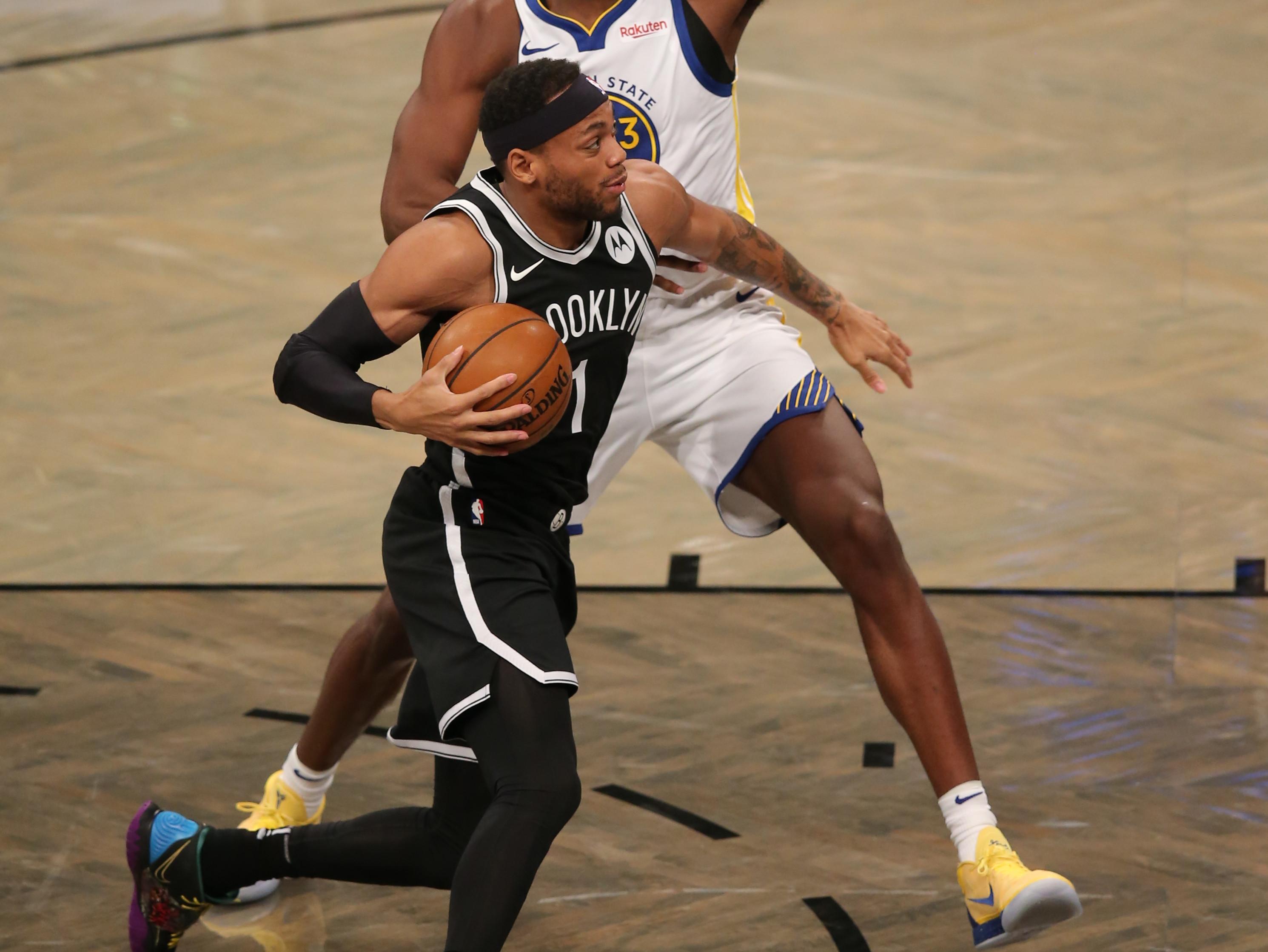 Bruce Brown, Brooklyn Nets