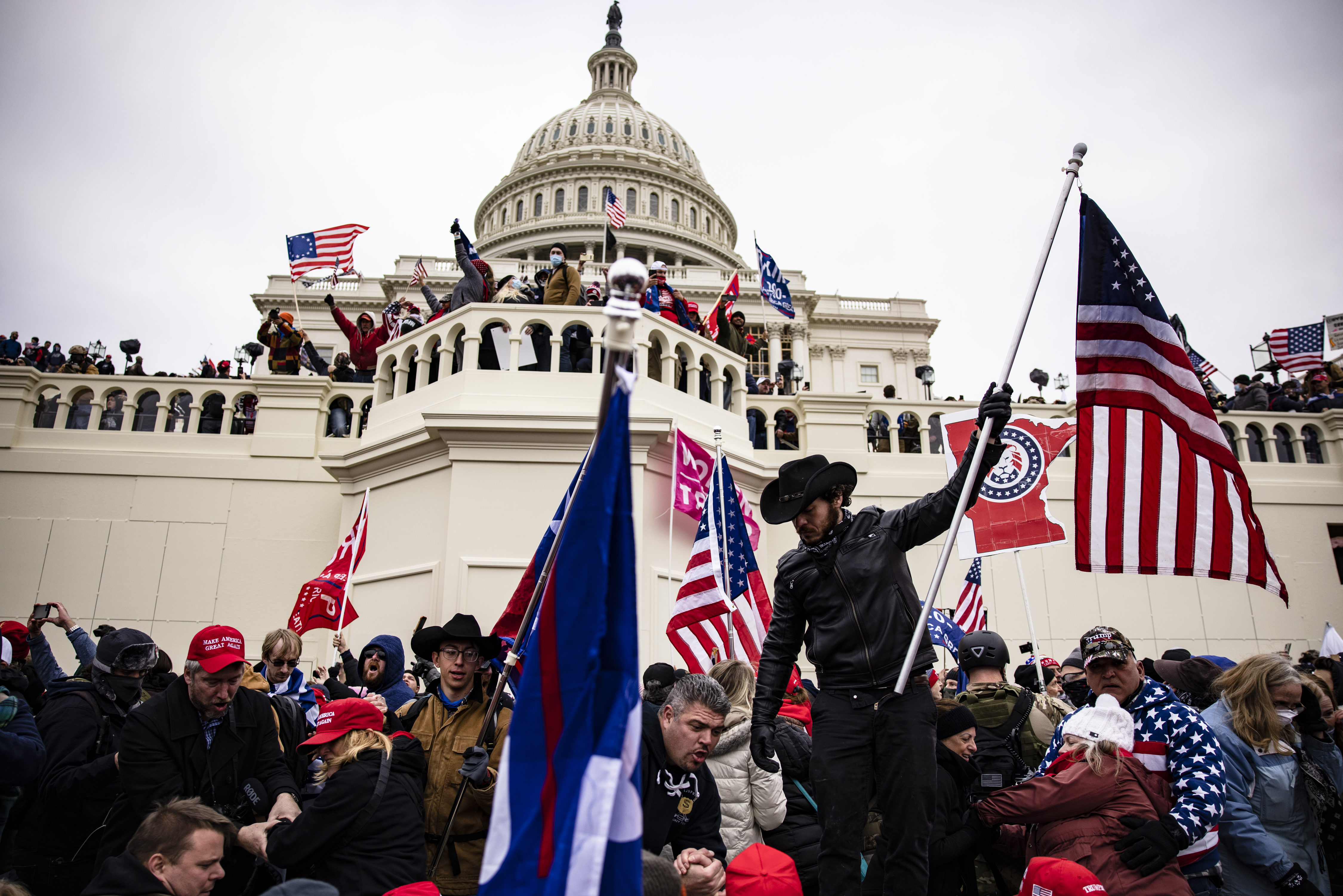 NBA players react to assault on US Capitol
