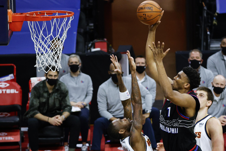 Tony Bradley, Philadelphia 76ers