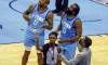 PJ Tucker and James Harden, Houston Rockets