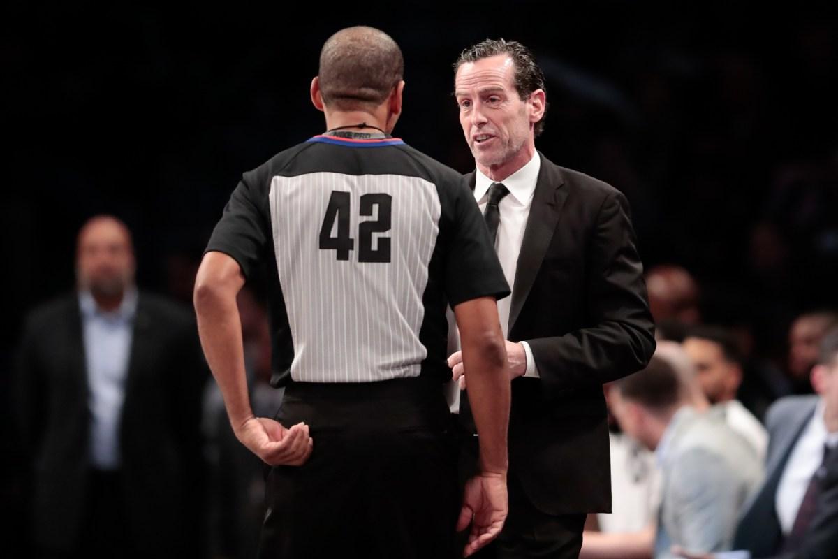 Kenny Atkinson, Brooklyn Nets
