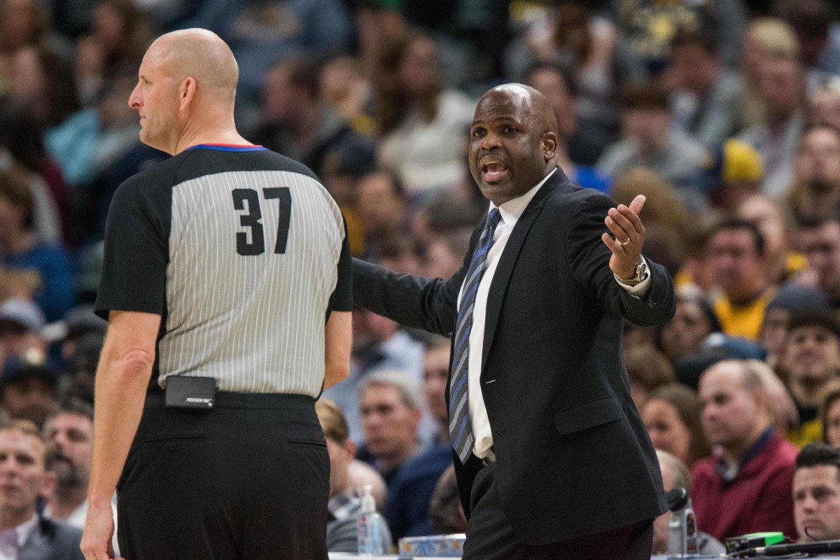 Nate McMillan, Indiana Pacers