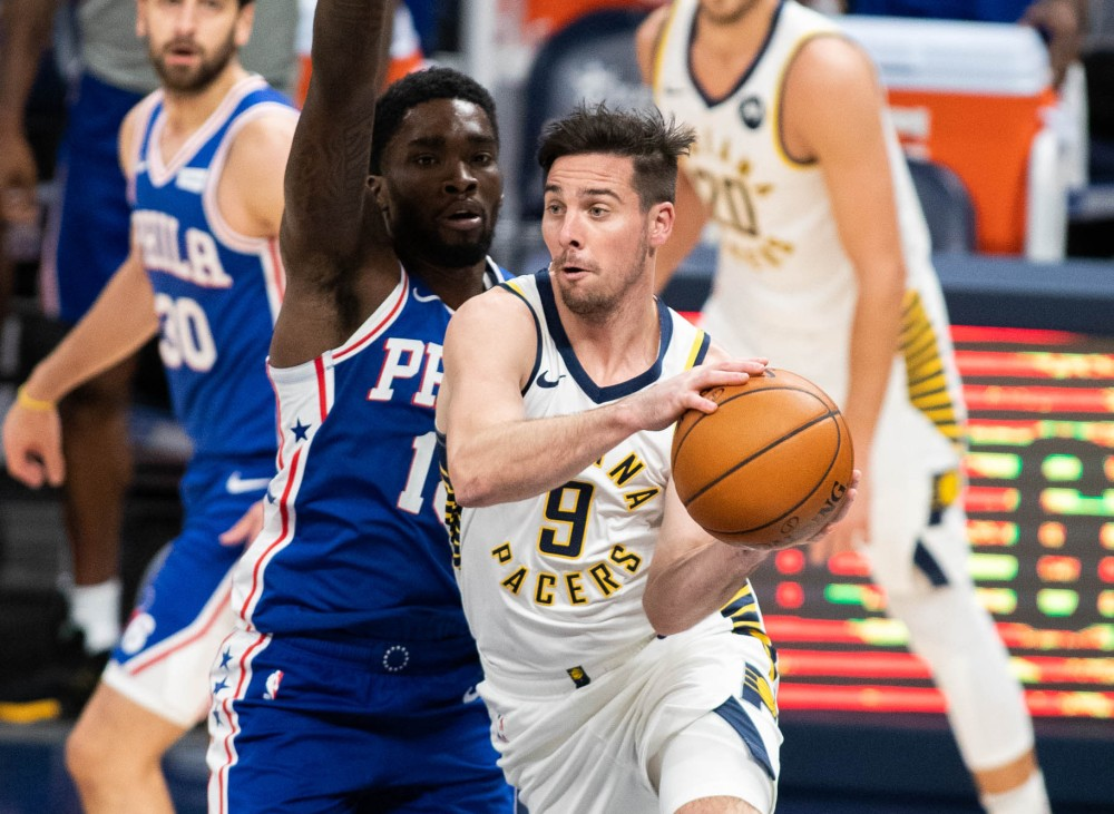 TJ McConnell, Indiana Pacers